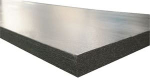 SilverGlo™ crawl space wall insulation available in Perry